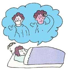 図6:風邪、過労、ストレスが引き金で急性心不全となり、突然死することもある