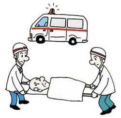 図7:急性心不全ではすぐ入院