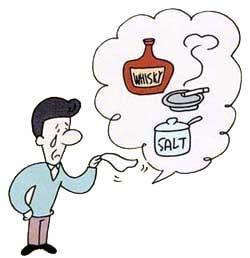 図11:節酒、禁煙、塩分ひかえ目で