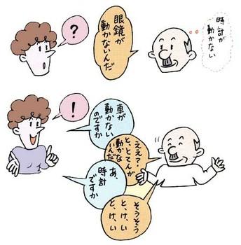 失語 - JapaneseClass.jp